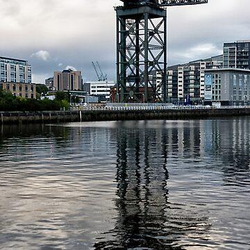 Finnieston Crane Glasgow Clydeside by jacqi