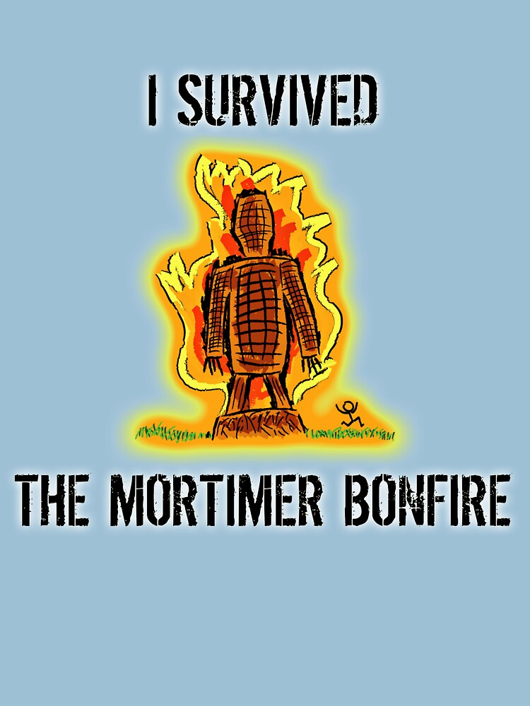 I survived the Mortimer Bonfire by burghfieldfripp