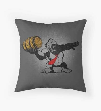 The Activist. Throw Pillow