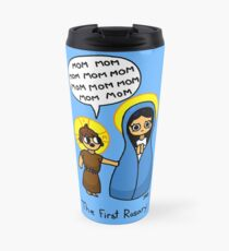 The First Rosary Travel Mug