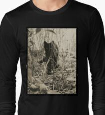 Kitty in Wonderland Long Sleeve T-Shirt