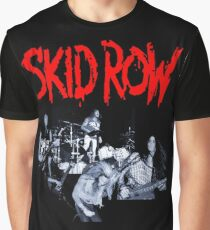 tour date Skid Row time 2016 cl4 Graphic T-Shirt