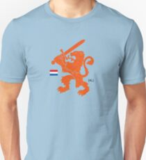 Dutch Lion Unisex T-Shirt
