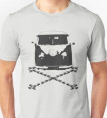 Split and Crossbones T-Shirt