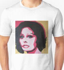 The sad woman Unisex T-Shirt