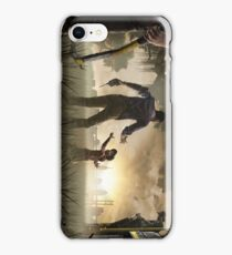 The Walking Dead Game Lee Clementine TellTale Zombies iPhone Case/Skin