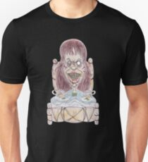 Horror Movie Possessed Caricature T-Shirt