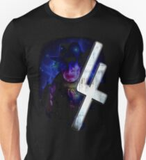 Dr Who The Fourth Doctor T-Shirt Tom Baker Unisex T-Shirt