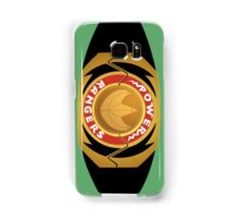 Green Morpher Galaxy Case Samsung Galaxy Case/Skin
