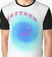 Hurricane Matthew Graphic T-Shirt