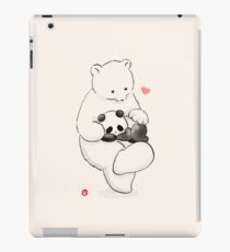 Panda Therapy iPad Case/Skin