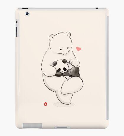Panda Therapy iPad Case/Skin