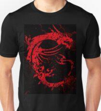 msi logo Unisex T-Shirt