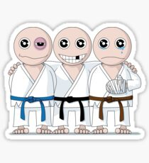 Survive Martial Art Sticker