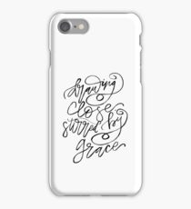 Sinking Deep iPhone Case/Skin