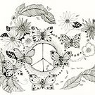 PEACE IN NATURE by Gea Austen