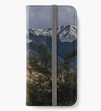 Mountains iPhone Wallet