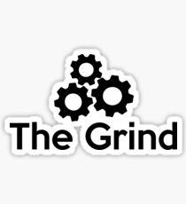 The Grind Sticker