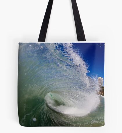 Far Out Tote Bag
