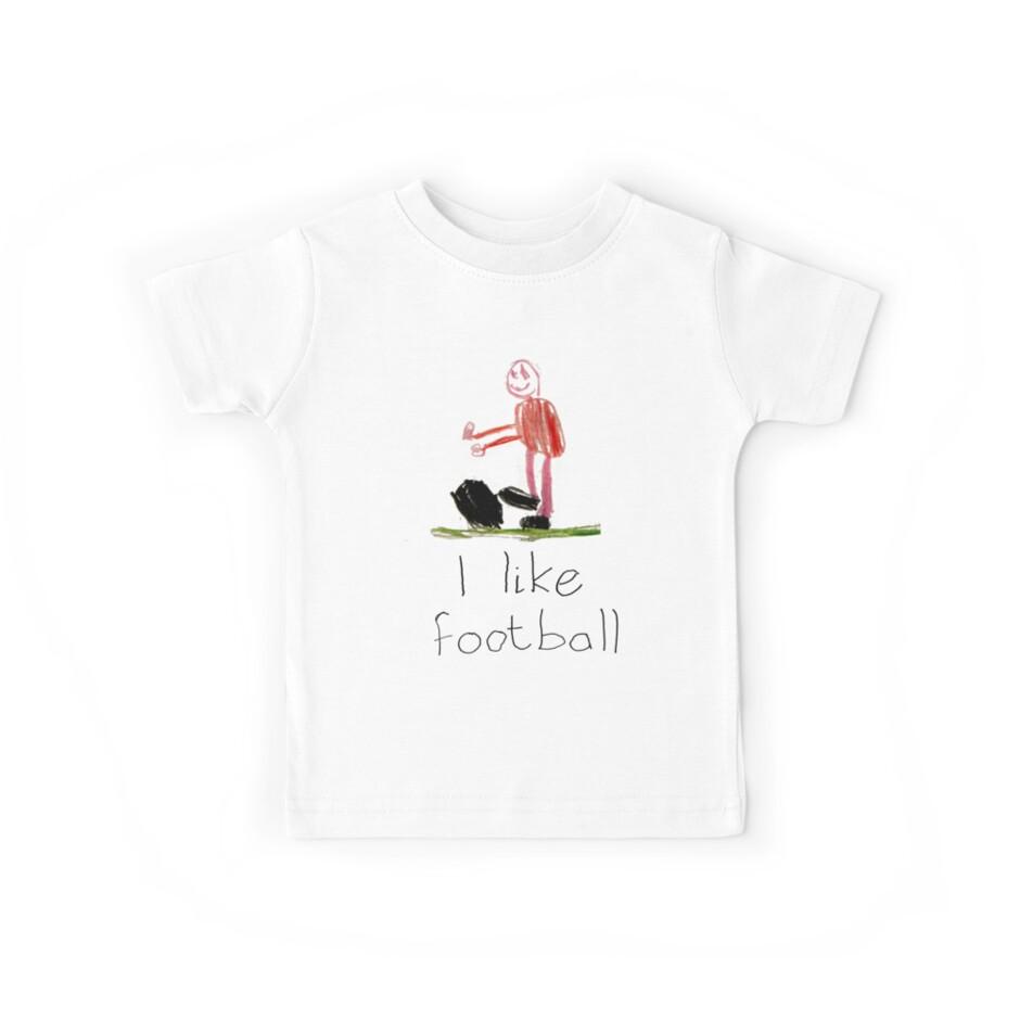I like football by stuwdamdorp