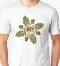 Sterek mountain ash human print Unisex T-Shirt