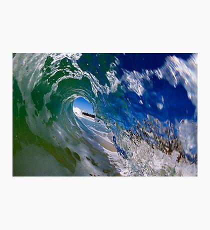 Blue Beauty Fotodruck