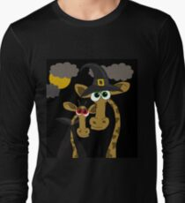 Halloween giraffe party T-Shirt