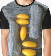 Yellow tomato Graphic T-Shirt
