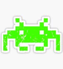 8 Bit Bug Sticker