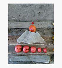 Tomato eruption Photographic Print