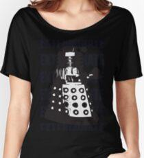 DALEK EXTERMINATE Women's Relaxed Fit T-Shirt