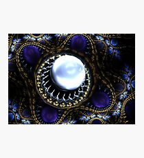 Fractal  Julian  Pearl Jewelry  Photographic Print