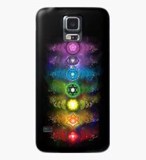 Chakra Frequenzen Telefon Fall # 1 Hülle & Klebefolie für Samsung Galaxy