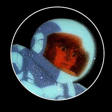 Daft Punk- Interstella 5555 Trippy Shep  by zeesodium