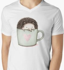Hedgehog in a Mug T-Shirt