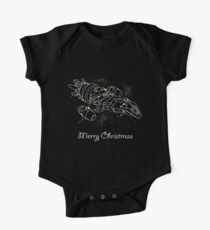 Christmas Sci-Fi - III Kids Clothes