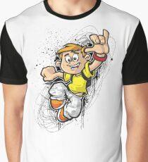 Happy Kid Graphic T-Shirt
