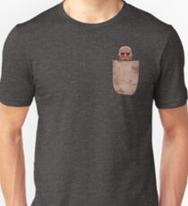 Giant in your Pocket! Unisex T-Shirt