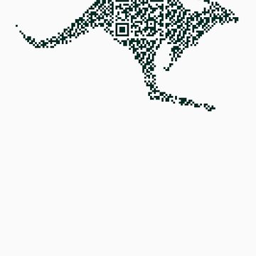 QR Roo by OldManLink