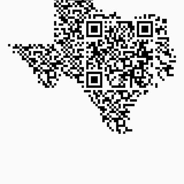 QR Texas by OldManLink