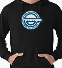 Laughing Man - GHOST IN THE SHELL Lightweight Hoodie