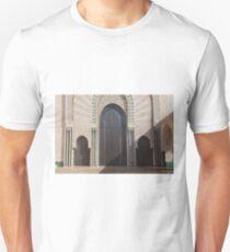 Hassan II mosque, Casablanca Unisex T-Shirt