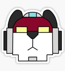 Voltron- Red Lion Sticker