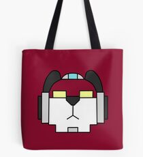 Voltron- Red Lion Tote Bag