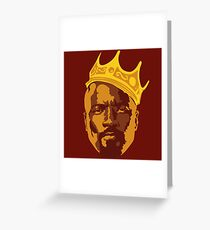 Everyone Wants To Be The King Greeting Card