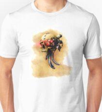 Maniacal Skull  T-Shirt