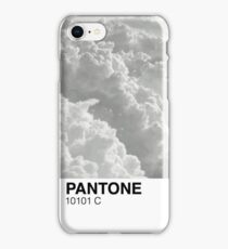 Cloud Pantone iPhone Case/Skin