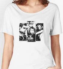 B&W BtVS Trio Women's Relaxed Fit T-Shirt