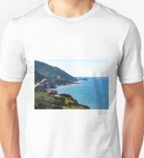 Cabot Trail Unisex T-Shirt