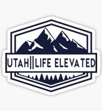 Utah Sticker